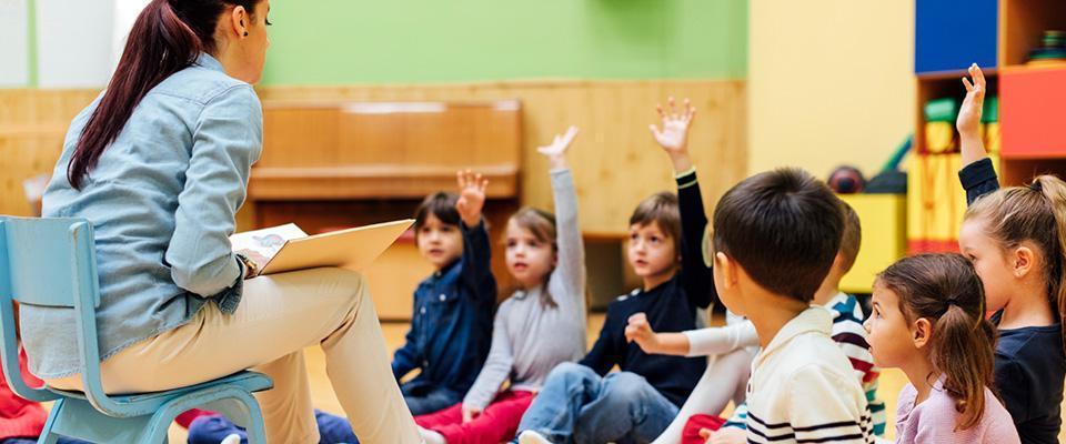 Dzieci zgłaszającesię ododpowiedzi